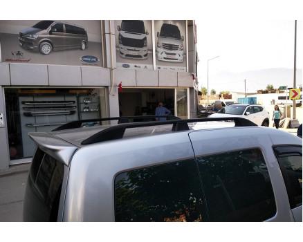 Рейлинги OMSA Line на Volkswagen CADDY 2003— Арт. 7520885S