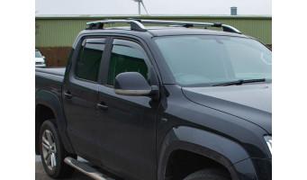 Рейлинги OMSA Line на Volkswagen AMAROK 2010— Арт. 7535885