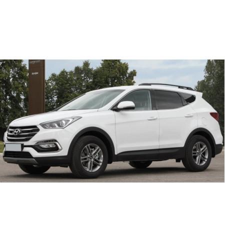 Рейлинги АПС на Hyundai SANTA FE 2012—2018 Арт. 0266-02