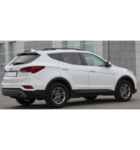 Рейлинги АПС на Hyundai SANTA FE 2012—2018 Арт. 0266-23