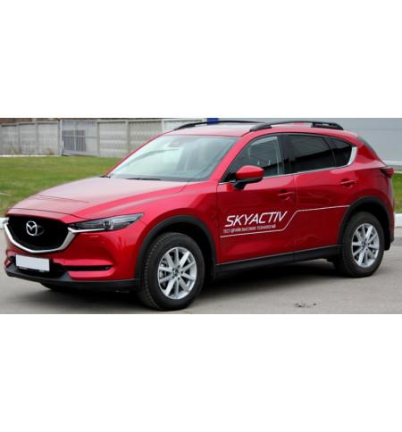 Рейлинги АПС на Mazda CX-5 2018— Арт. 0258-02