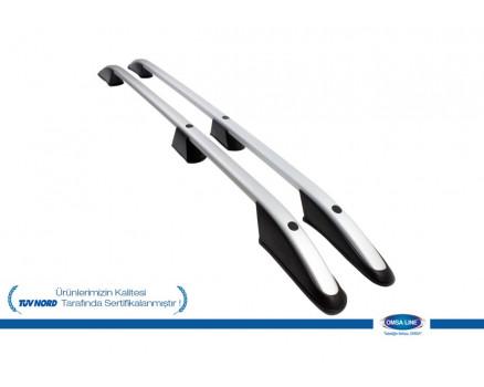 Рейлинги OMSA Line на Subaru XV 2012— Арт. 6802885