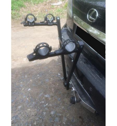 Крепление Twin Ride для перевозки двух велосипедов на фаркопе
